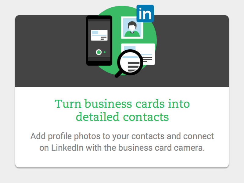 Evernote Business Card Camera for Android by Jason Jones - Dribbble