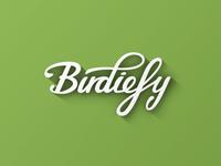 Birdiefy Logo