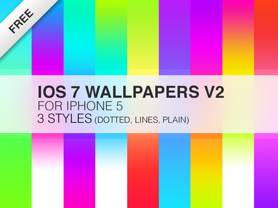 iOS 7 Wallpaper v2 wallpaper ios7 iphone iphone 5 free png background flat download design gradient colorful