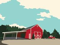 Barn Wedding Ho-Down