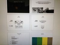 Turf First Brand Guidelines