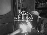Metal Institution Logo