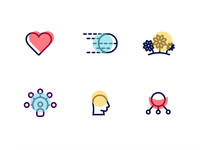 Collaboration Icons