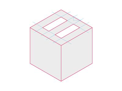 Blocks icon development
