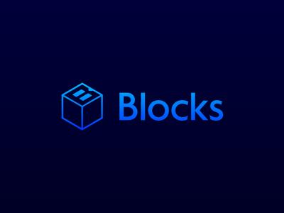 Blocks logo development