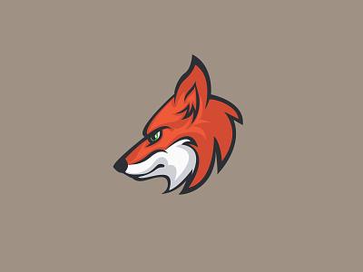 Fox Avatar Illustration animals illustrator logo animal illustration avatar fox