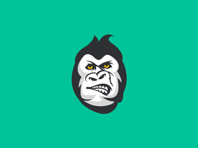 Gorilla 2nd Avatar Illustration