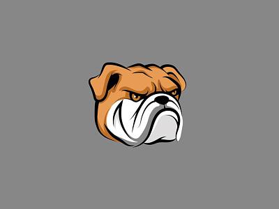Angry Dog doggy art sticker animals animal puppy artwork illustrator illustration angry dog