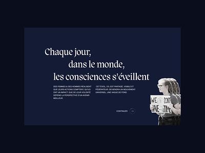 Pealoun — Exploration branding concept design ecology concept typography interface design ui