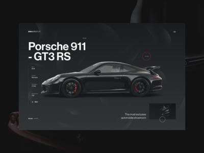 Evomotosport web design