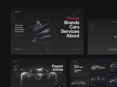 Evomotosport webdesign 2 czech wolinger website ux web design web ui clean design simple
