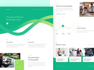 Nakamoto webdesign