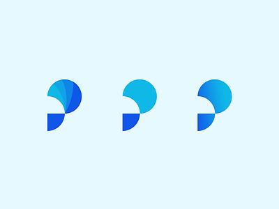 PD Symbol Design logo symbol