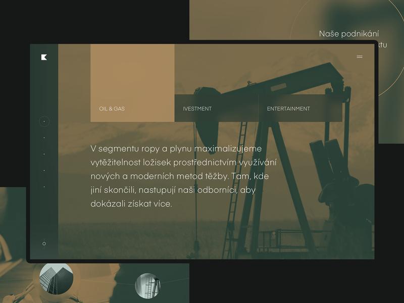KKCG Web Design work real work real project wolinger ux ui web web design design clean simple