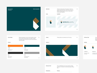 BP Brand identity guidelines financial graphic manual branding real guidelines logodesign simple logo brand design simple