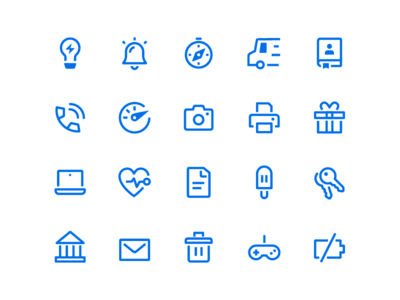 uSwitch Icons