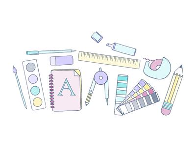 Visual designer's tools