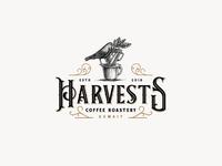 Harvest Coffee Roastery Logo