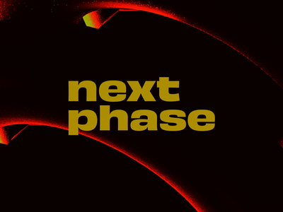 Next Phase animation 3d animation 2d abstract type looping animation loop animation looping gif lighting effects modernist grunge dark looping render cinema 4d loop lighting fire