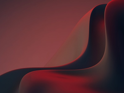 Waves Edition 2 natural nature cinema 4d digital art emotional moody mood calm modern beautiful render flow waves abstract 3d form fresh colour pop wave