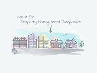 Property Management Illustrations