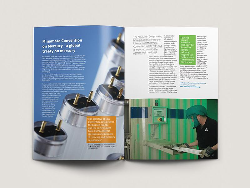 Lca Brochure Inside Spread By Chris Koch Dribbble