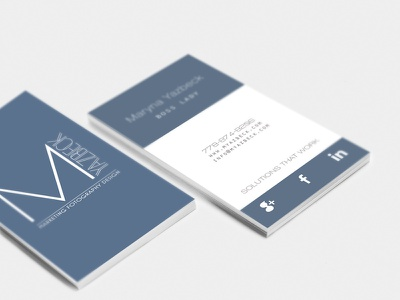 Personal Business Cards business cards print