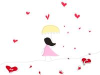 Raining Broken Hearts
