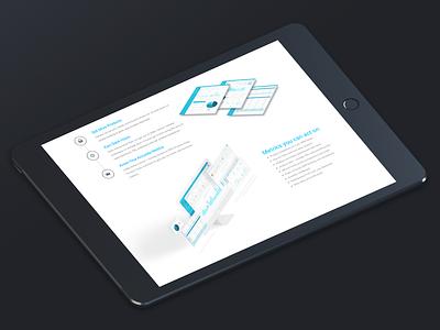 Fetcher.com Home Page homepage design web webdesign