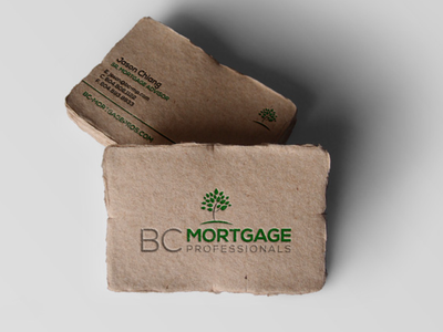 Eco Friendly Business Cards business card design business cards logo graphic design