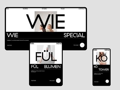 Experiments #25 design tablet web concept desktop ui clean minimal