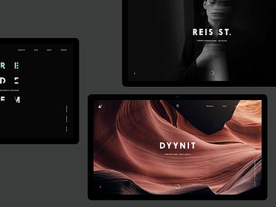 ▲7 desktop #3 typography slide screen miniproject minimal desktop