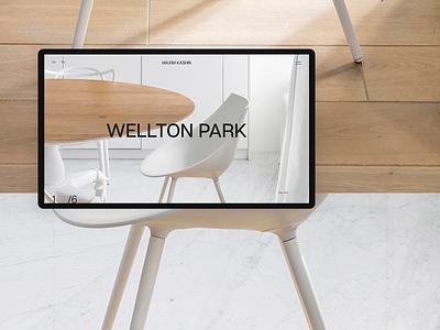 Maxim Kashin Architects typography clean web main page personal desktop interior design interior architects