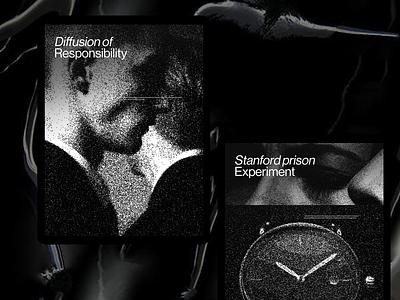 Experiments #21 tablet social experiments photoshop effects stipple concept