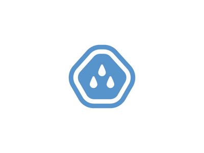 Badge Collection | Rain Drops