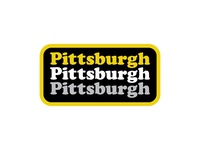 Pittsburgh Pittsburgh Pittsburgh