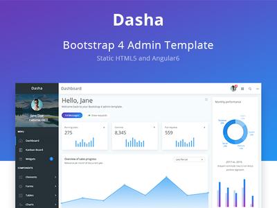 Dashboard dashboard bootstrap app admin