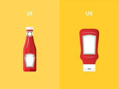 UI vs UX