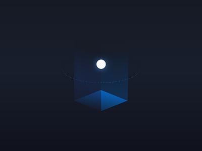 Personalized isometric icon digital app black ui illustration minimal design