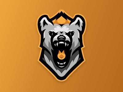 Lone Hyena logo gaming branding design icon brand illustration branding mascot design fierce animal hyena mascot logo mascot