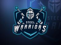 Steel Warriors | Premade Mascot