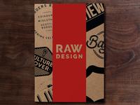 RAW DESIGN | Zine