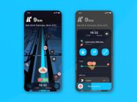 Mobile Navigation UI