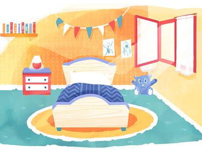 Odaya -Lumi's bedroom