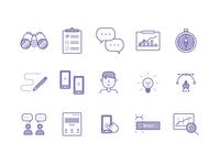 UX/UI icons