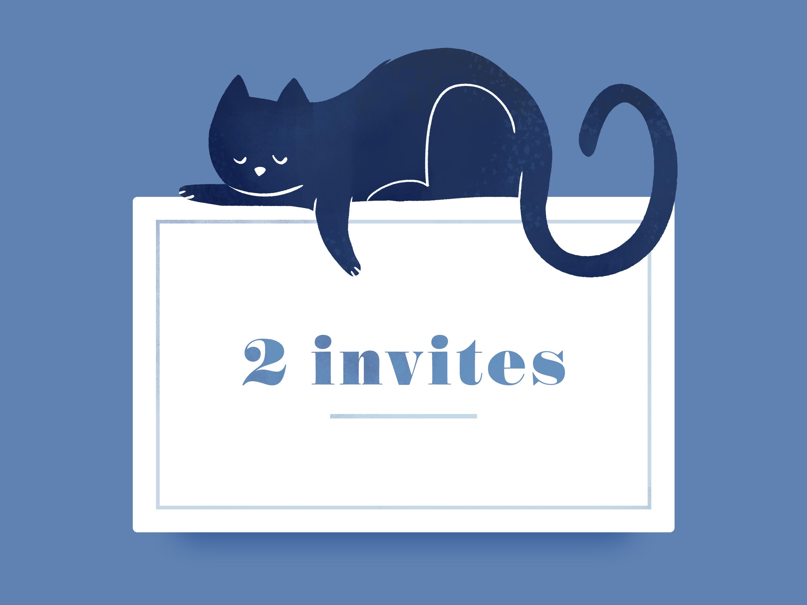 Kitty invite