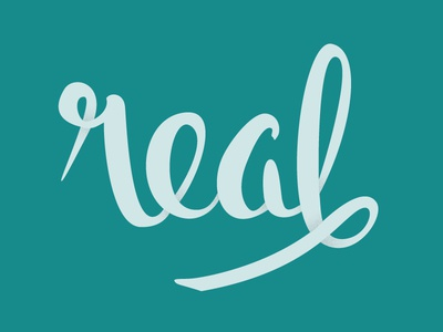 Real Lettering