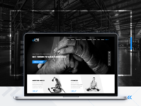 Saigon Sport Center Responsive Website