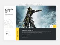 Warframe Prime Access Teaser