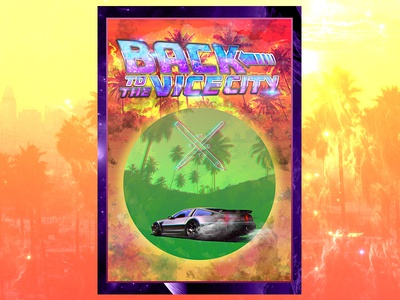 Back To The Vice City